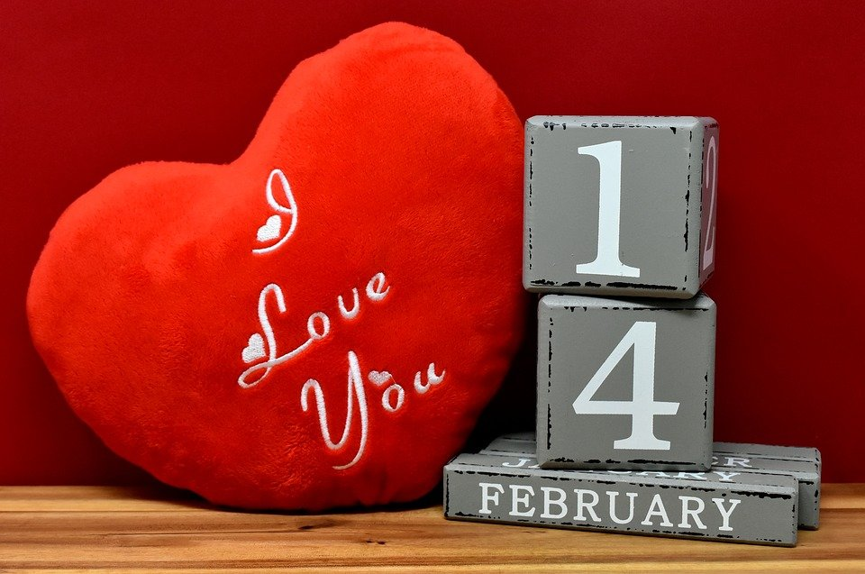 i love you february 14 valentines day image in journal of nadia