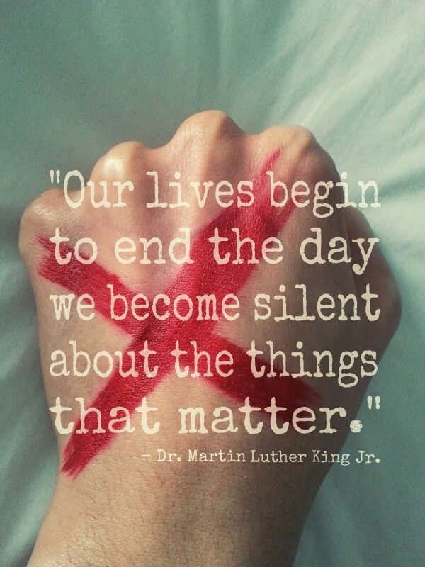 dr martin luther king jr quote lives end day become silent only for the chance post